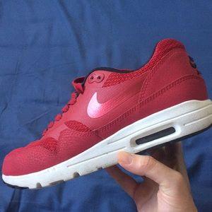 Rare Beautiful Red Nikes